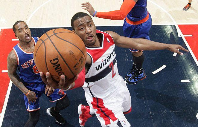 Jhon Wall es la gran atracción de los Wizards esta temporada.