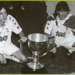 The story of overcoming Amavisca and Zamorano in the season 1994-95