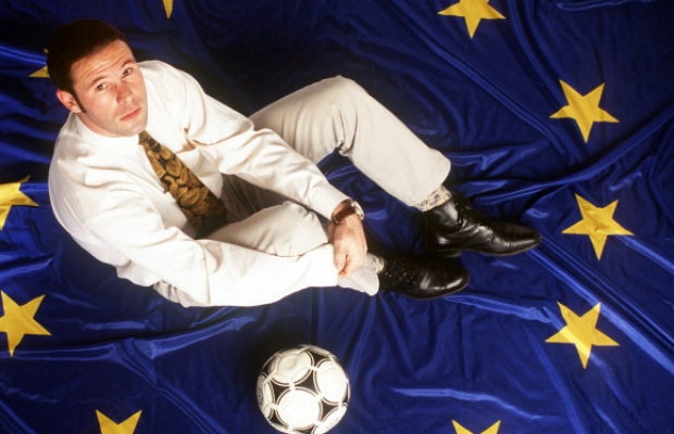 What was Bosman, the man who changed football?