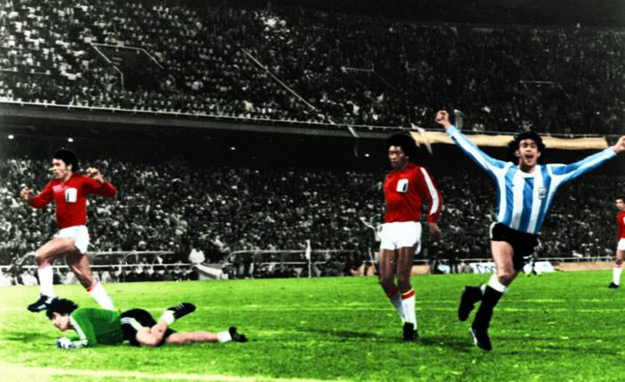 The Argentina-Peru World Cup 1978 still under suspicion. It has many black spots.