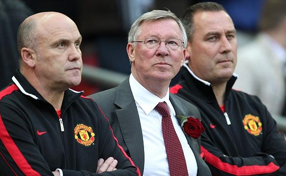 Alex Ferguson and his coaching staff did a great job for years.