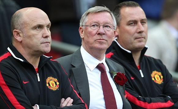 Alex Ferguson y su cuerpo técnico realizaron un gran trabajo durante años.