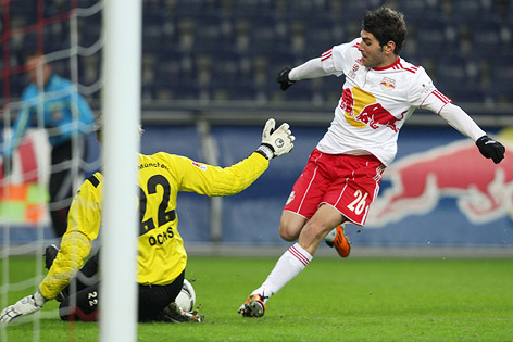 Jonathan Soriano thrashed in Austria.