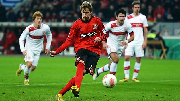 Kiesling es la amenaza del Leverkusen.