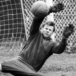 Lev Yashin, the best goalkeeper ever