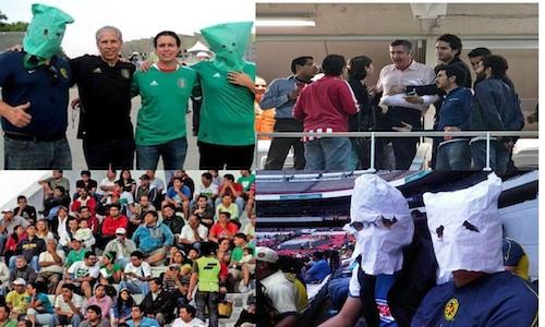Manual para alejar  a los aficionados del  fútbol