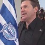 Dimitri Piterman montó el show en el Racing de Santander y el Alavés