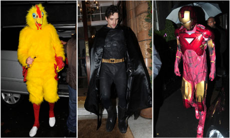 La fiesta de Halloween de 2011 del City fue antológica.