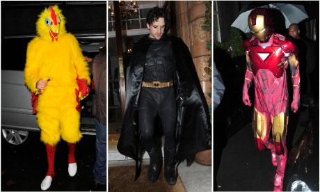 Halloween Party 2011 del City war anthologisch.