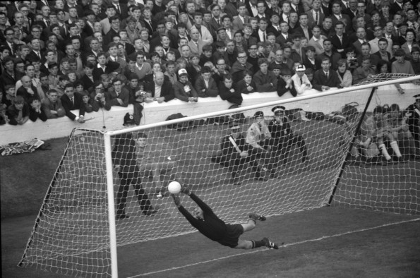 The best goalkeeper in history, Black Spider.