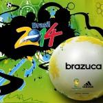 Brazuca será el balón del Mundial de Brasil 2014