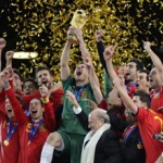 All calls for Spain in World Cup history