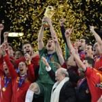 Todas las convocatorias de España en la historia de los Mundiales
