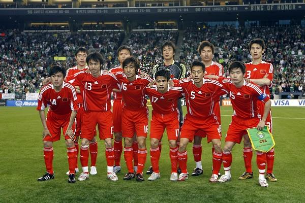 China no accedió ni a la segunda fase de clasificación para el Mundial de Brasil.