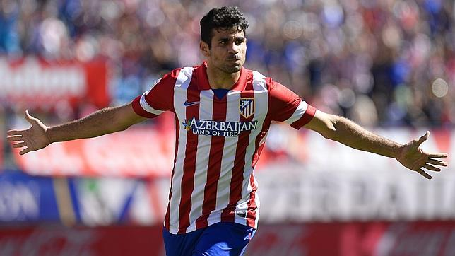 Diego Costa scored a double and is the league's top scorer.