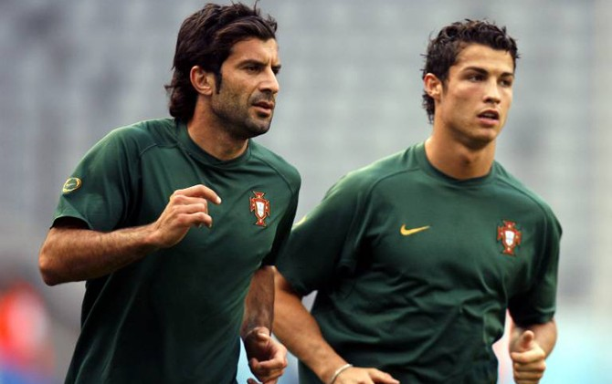 The Ten Best Portuguese Soccer Players in History