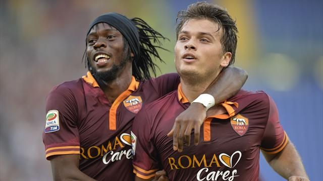 Gervinho goes back to being who he was.