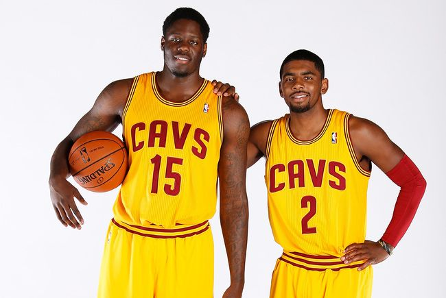 Nos 1 del draft, Irving 2012 (right) y Bennett one 2013 They will be responsible for putting in the Cavs Playoff.