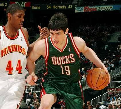Transitional season for the Bucks Ilyasova with Turkey as an important player.