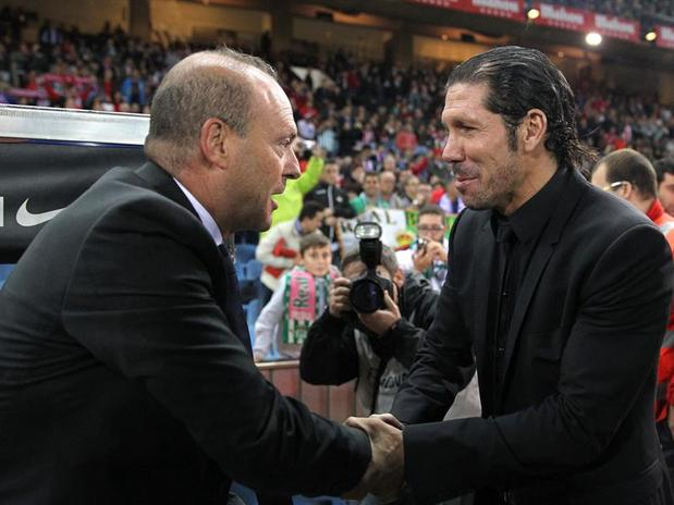 "Pepe Mel- Diego Simeone: ""jogo bonito"" or practical game."