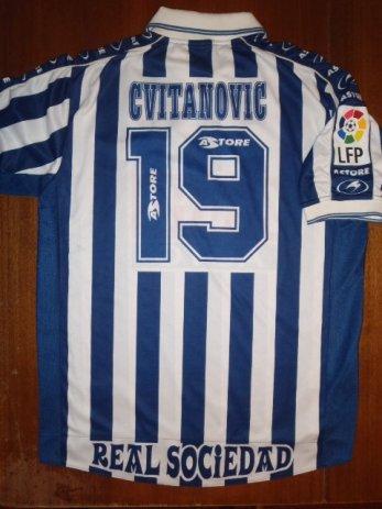 Cvitanovic decepcionó en San Sebastián.