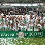 Why Spanish League women's football does not win as Germany?