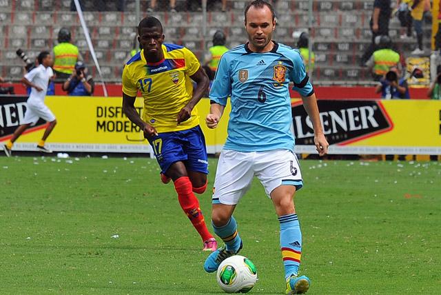 Ecuador confía en llegar lejos con Enner Valencia en sus filas.