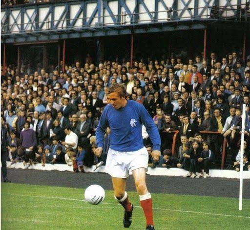 Colin Stein fue el jugador que marcó el gol en la tragedia de 1971.