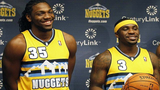 Faried and Lawson will lead the Denver Nuggets this course.