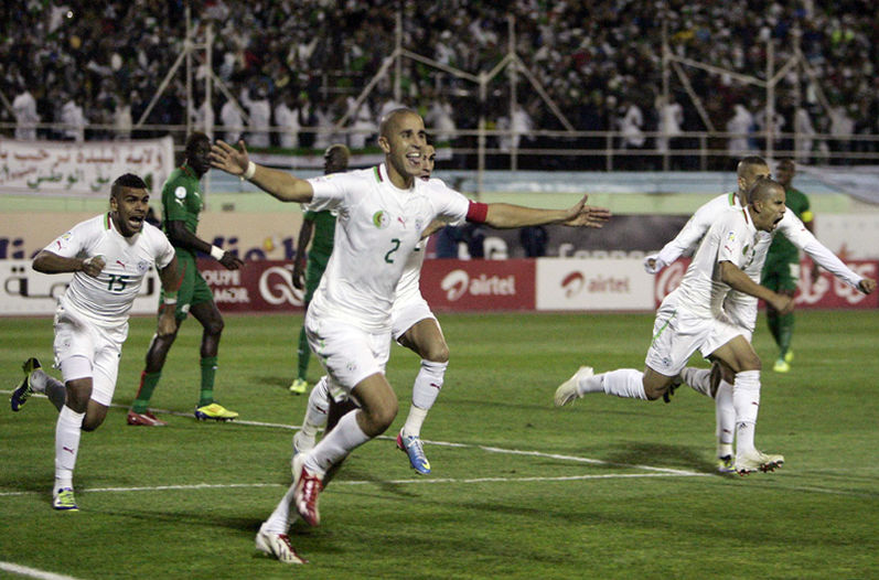 Should FIFA to disqualify Algeria next World Brazil?