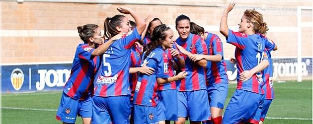 El Levante UD femenino es junto al Athletic de Bilbao el conjunto que más veces ha conquistado la Liga.