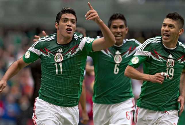 Mexico, despite having several of his figures, He has thrashed New Zealand.