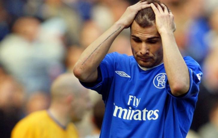 Mutu dio positivo por cocaína en su etapa en el Chelsea.