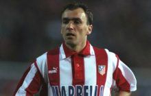 Pantic, uno de los mejores jugadores de la historia del Atlético de Madrid