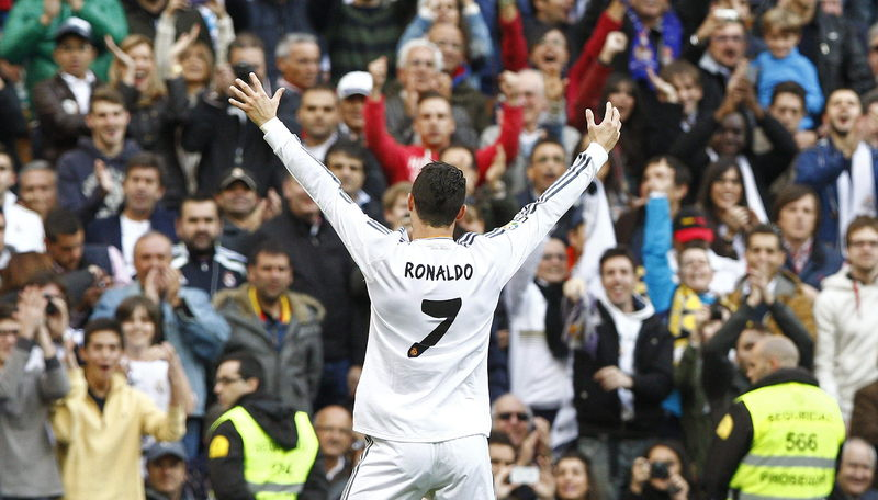 Ronaldo like more or less but the truth is that history will nevertheless be one of the best in the sport.