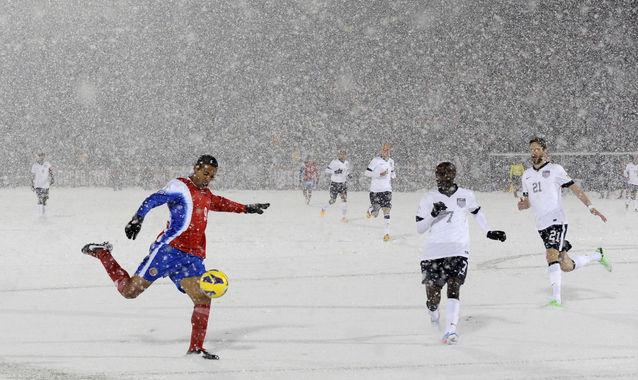 Costa Rica se clasificó tras un brillante Hexagonal.