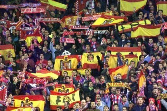 El Frente Atlético siempre ha levantado polémicas.