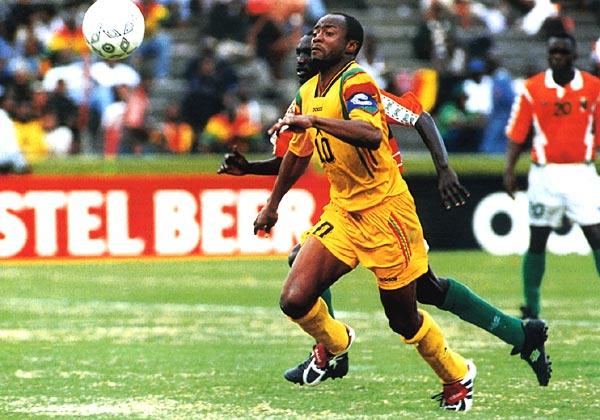 Pelé ganó 3 veces el Balón de Oro africano.