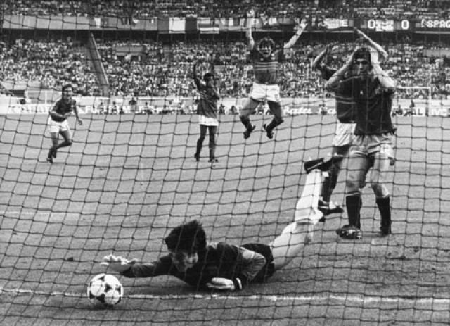 This error Arconada he gave the victory to France in Euro 1984.