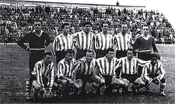 El Atlético de Tetuán sólo ha estado un año en Primera.