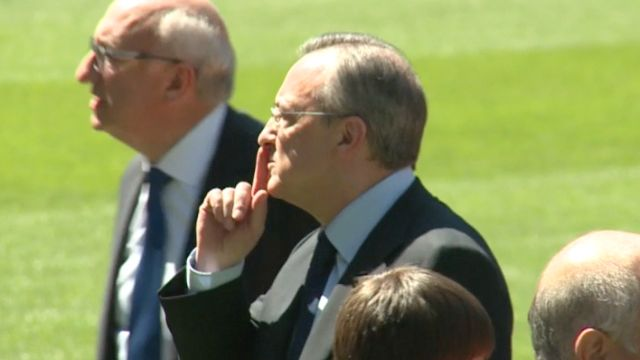Florentino took very seriously that being a superior entity.