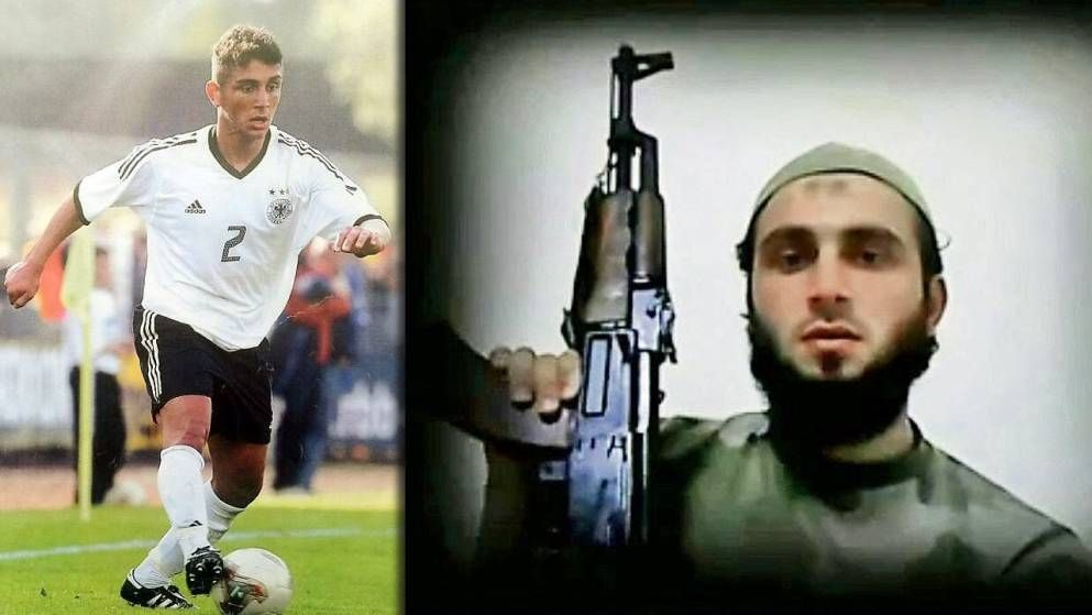 "Burak Kara, footballer and ""jihadist"""