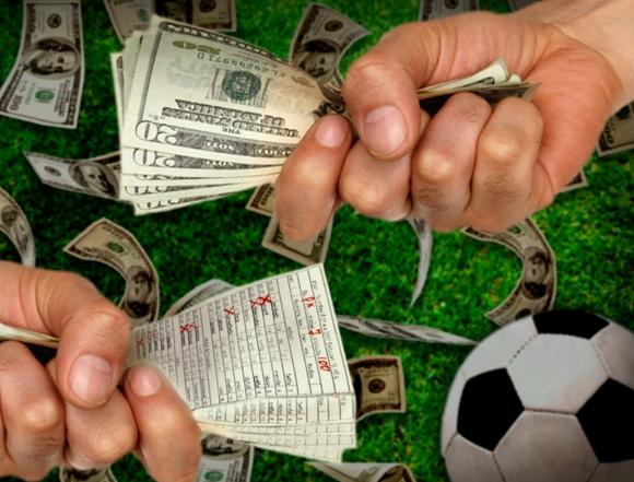 Las apuestas suponen un negocio muy grande alrededor del fútbol.