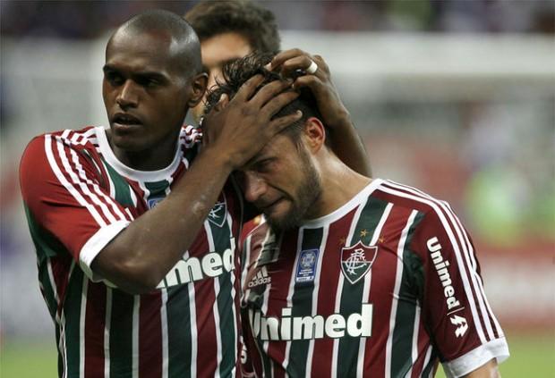 Fluminense ha caído al pozo de la Serie B.