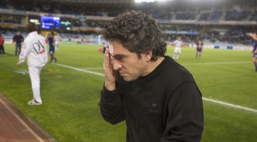 Juanma Lillo has failed to meet the expectations raised in his debut for almost 20 years.