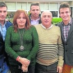 the Ñiguez, footballing family