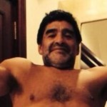 Maradona is back in form