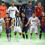 Eleven of the year according Colgados for football