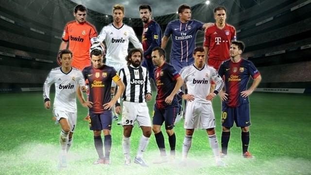 El once del año según Colgados por el Fútbol