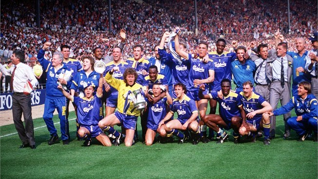 Vinnie Jones y The Crazy Gang
